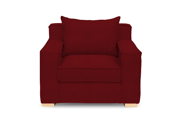 Sillón Montreal Quantum Red
